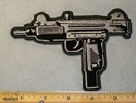 2046 G- Sub Machine Gun - Embroidery Patch