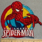2222 C - The Amazing Spiderman - Embroidery Patch