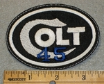 1402 L - Colt 45 - Embroidery Patch