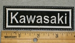 1987 L - Kawasaki - Embroidery Patch