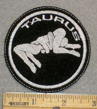 1362 L - Taurus - Zodiac Sign - Sexual Position - Embroidery Patch