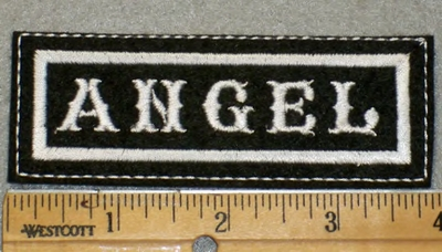 1961 L - Angel - Embroidery Patch