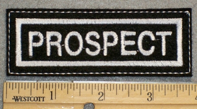 1325 L - Prospect - Embroidery Patch