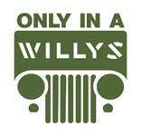 Jeep Only in a WILLYS