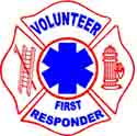 VOLUNTEER FIRST RESPONDER 2 color