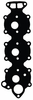 18-2543 Water Jacket Gasket