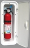 "49850000 Covered Fire Extinguisher Box 8""W x 19 1/2""H x 4""D OD (SSI)"