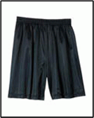 KILLIAN ATHLETICS BLACK MESH SHORTS