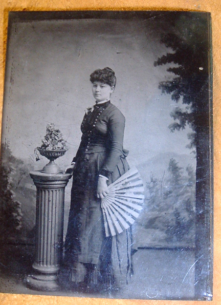 Civil war relics collectibles buckles guns swords bayonettes great vintage tin type photo of atlanta georgia lady standing great condition usually ships in 5 7 business days thecheapjerseys Choice Image