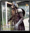 "Darth Metal  8  Feet Tall "" made-to-order """