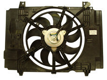 RADIATOR AND CONDENSER FAN ASSEMBLY FOR 2009-2011 NISSAN CUBE - 622470