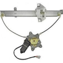 LH REAR (DRIVER SIDE) POWER WINDOW REGULATOR ASSEMBLY FOR 1993-1996 MITSUBISHI MIRAGE - 9552-6233L
