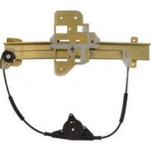 RH REAR (PASSENGER SIDE) POWER WINDOW REGULATOR WITHOUT MOTOR FOR 1995-1997 LINCOLN TOWN CAR - 3553-1994R