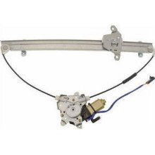 LH FRONT (DRIVER SIDE) POWER WINDOW REGULATOR ASSEMBLY FOR 1993-1998 MERCURY VILLAGER - 4552-6272L