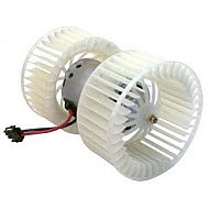 Blower Motor Assembly 1999-2006 BMW 3 Series, 2005-2010 BMW X3 (64113453729)  - 700165