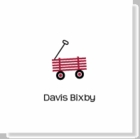 Little Red Wagon/Set of 25