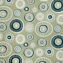 Capering Circle - Self-Adhesive Wallpaper Home Decor(Roll)