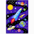 Out Of This World Unframed Art Print