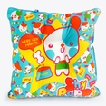 [Shy Puppy] Chair Seat Cushion / Chair Pad (15.8 by 15.8 inches)