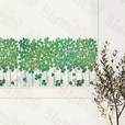 Green Garden 2 - X-Large Wall Decals Stickers Appliques Home Decor