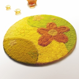 [Spring] Round Rugs (35.4 by 35.4 inches)