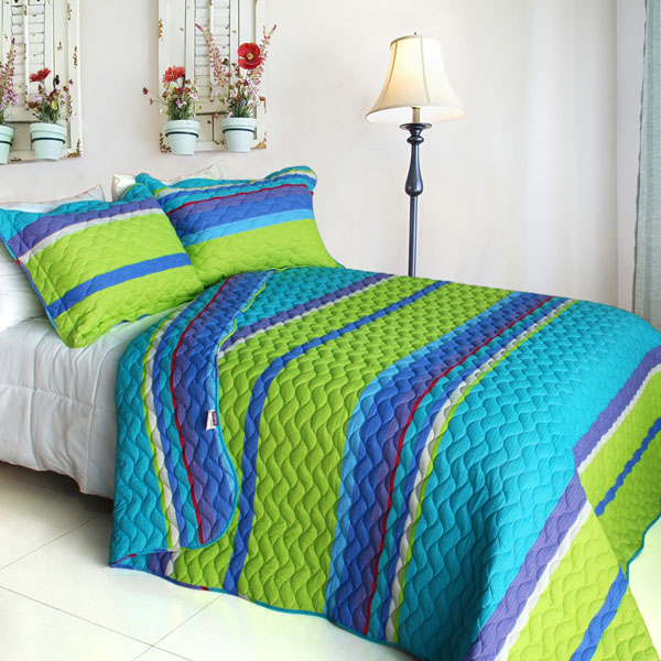 Lime Green And Pink Bedding: Lime Green Duvet Cover Twin