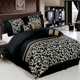 Chandler 7-Piece Comforter Set(Calking size)
