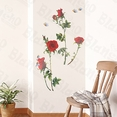 Roses - Large Wall Decals Stickers Appliques Home Decor