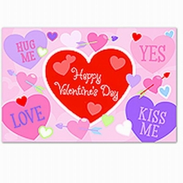 Valentine's Day Placemat