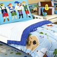 Pirates! Toddler Bedset