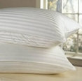 900TC King Silk Goose Down Pillow (each)
