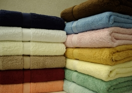 "2-Egyptian cotton Bath Mat 20""x32"" Each."