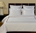 Amy 5PC Embroidered King/Calking Duvet Cover Set