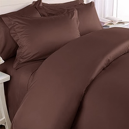 Full/Queen Solid 300 Thread count Duvet Sets
