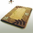 [Autumn Leaf] Luxury Home Rugs (19.7 by 31.5 inches)