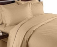 19-Pc King size Down Alternative Egyptian cotton Bed in a Bag