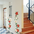 Climbing Flowers - Wall Decals Stickers Appliques Home Decor