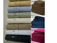 Attached King Waterbed Sheets 600 Thread count Egyptian cotton
