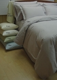10-PC Egyptian Percale Down Alternative Bed in a bag(Calking Size)