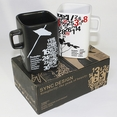 [Numbers Of Crows] Design Mug Pair (3.8 inch height)