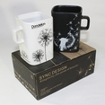 [Dandelion] Design Mug Pair (3.8 inch height)