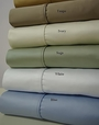 Full Size Sheets 550 Thread count Solid Egyptian cotton
