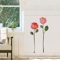 Peony - Wall Decals Stickers Appliques Home Decor