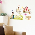 Leisure Time-2 - Wall Decals Stickers Appliques Home Decor