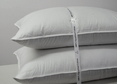 Standard/Queen 500 Thread count Firm Goose Down filled Pillow (each)