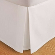 California king size Microfiber Bed Skirt