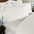 Wrinkle-resistant 300 Thread Count 100% Egyptian Cotton 4PC Sheet Set (Calking Size)