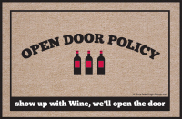 Open Door Policy - Wine