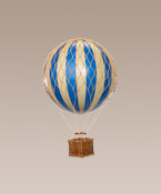 Floating the Skies Blue, Small Hot Air Balloon