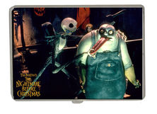 The Nightmare Before Christmas Jack and Friend ID Case